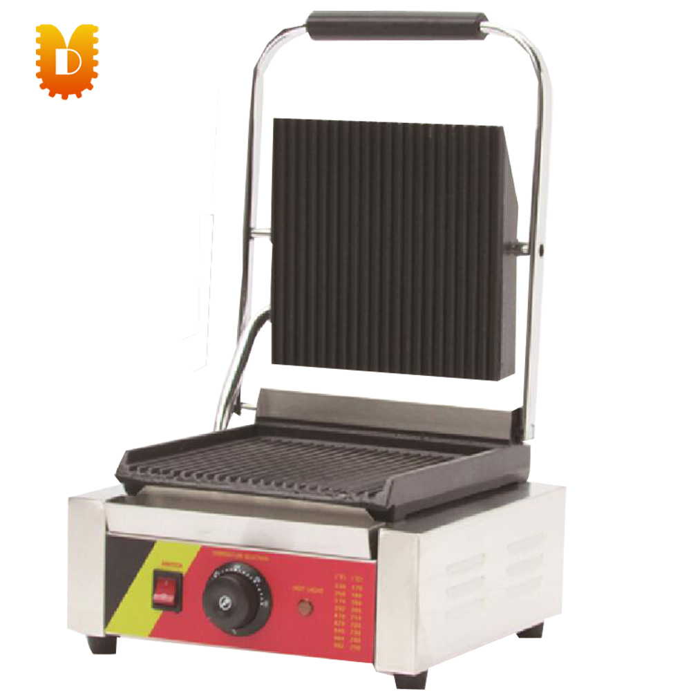 electricity commerical sandwich maker Panini making machine electricity market reform