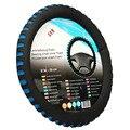 EVA de alta Qualidade Tampa Da Roda de Direcção Do Carro Universal Diâmetro 38 cm Automotive Sup 3 Cores EVA Macio Tampa Da Roda de Direcção