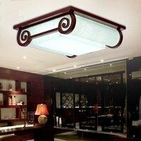 Китайский ресторан спальня потолочный светильник старинной площади исследование творческий книга проход коридора двор потолочный светил