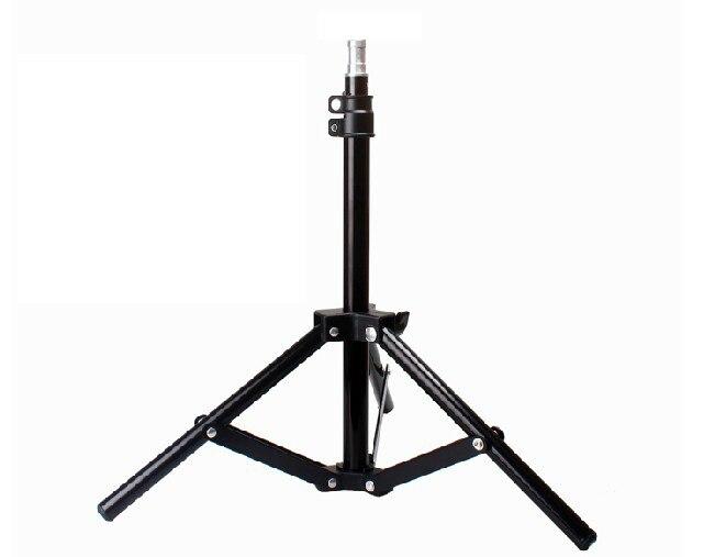 ASHANKS 65CM Light Stand Studio Lighting Lamp Tripod for Camera E27 Photo Studio Video Lamp Bracket Holder ashanks small photography studio kit
