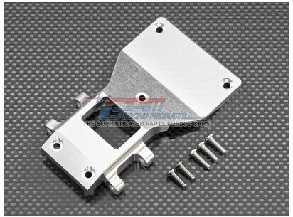 TAMIYA CC01 aluminum chassis skid plate aluminum front skid piece # CC054M tamiya tt 01 sc430