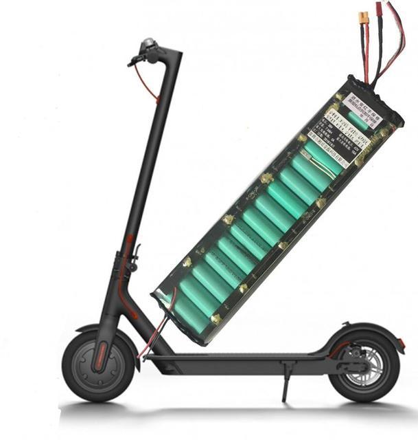 baterie trotineta electrica