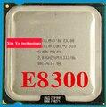 Пожизненная гарантия Core 2 Duo E8300 2.83 ГГц 6 м 1333 двухъядерный настольных процессоров процессорный сокет LGA 775 контакт. компьютер