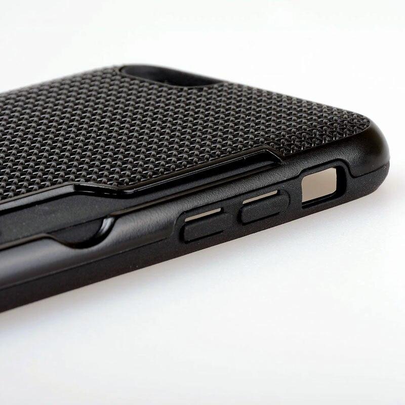 AIORIA Shockproof case untuk iPhone 6 6S slot kartu kredit desain - Aksesori dan suku cadang ponsel - Foto 5