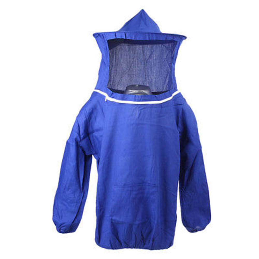Beekeeping Jacket Mask Beekeeper Suit Clothing Anti-bee Outer Garment Breathable