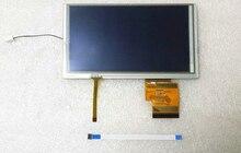 Оригинальный 6.2 inch ЖК-дисплей экран HSD062IDW1 A00 A01 A02 с сенсорным экраном для dvd-gps-навигации Бесплатная доставка
