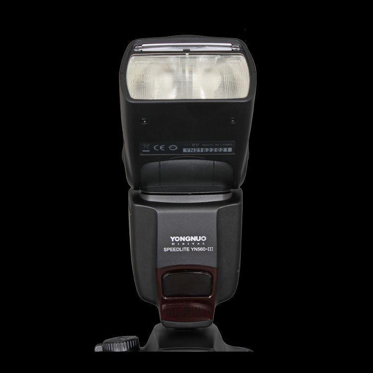 ФОТО Yongnuo YN560 III Ultra-long-range wireless flash Speedlite For Nikon D7100 D750
