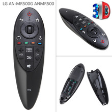 2018 Portable TV Remote Control AN MR500G Smart TV UB UC Series LCD TV Controller Support for LG 50LB300US/55LB6300UQ /55UB8500U original an mr500g an mr500 magic remote control for lg smart tv ub uc ec series free shipping