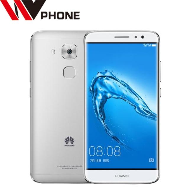 "WV Original Huawei G9 Plus FDD 4G LTE Mobile Phone 3GB/32GB MSM8953 Octa Core 2.0GHz 5.5"" FHD 1920X1080P Dual SIM Fingerprint"