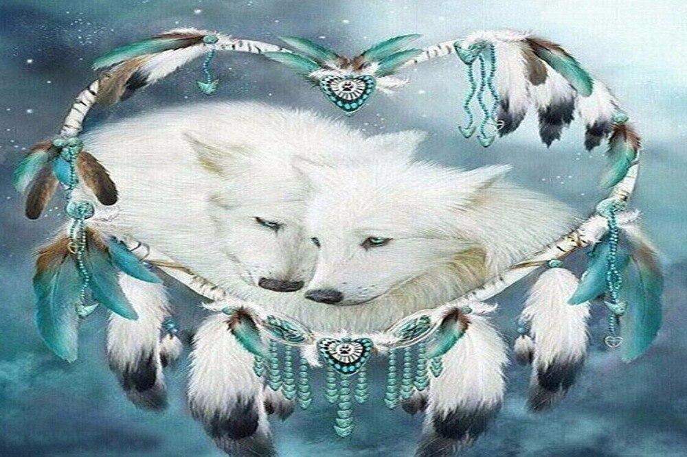 wolf Crystal