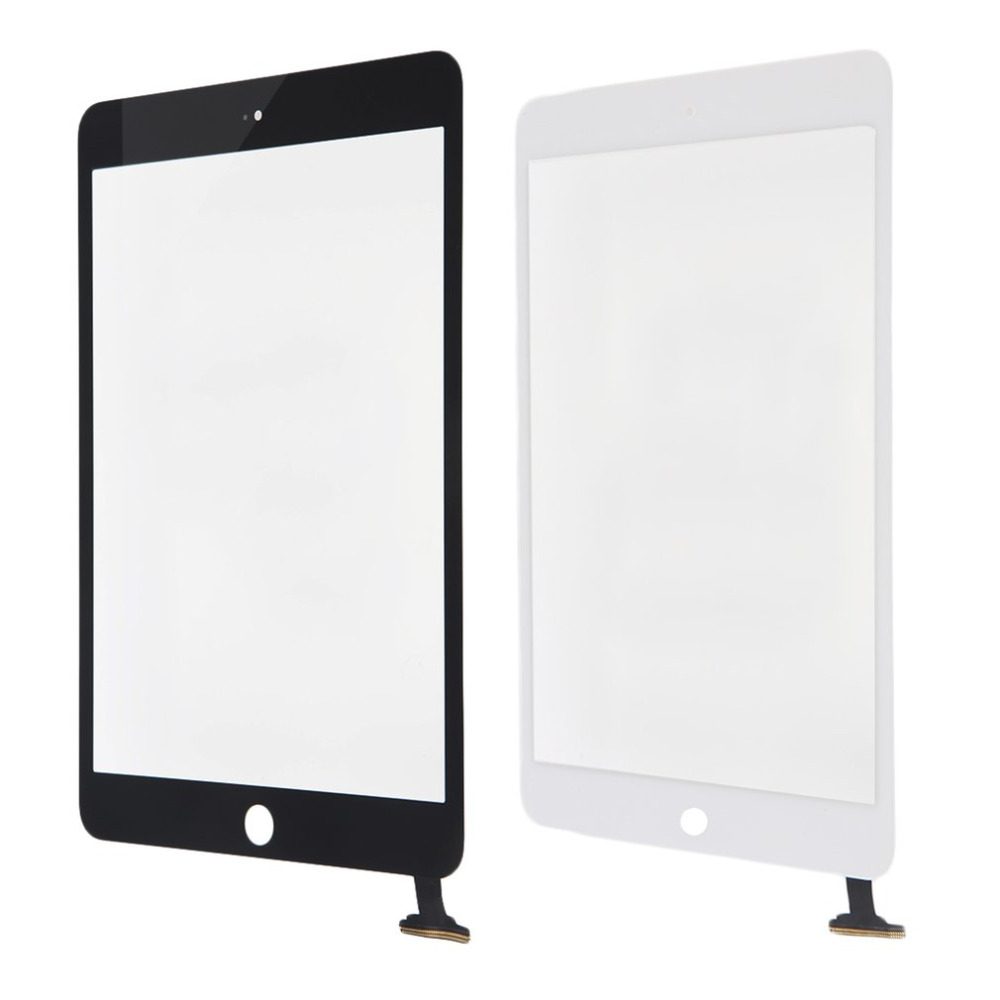 Newest Replacement Tool Touch Screen Digitizer Front Glass NO IC Chip + 8 Pieces Opening Tools For IPAD MINI 1& MINI 2 Panel