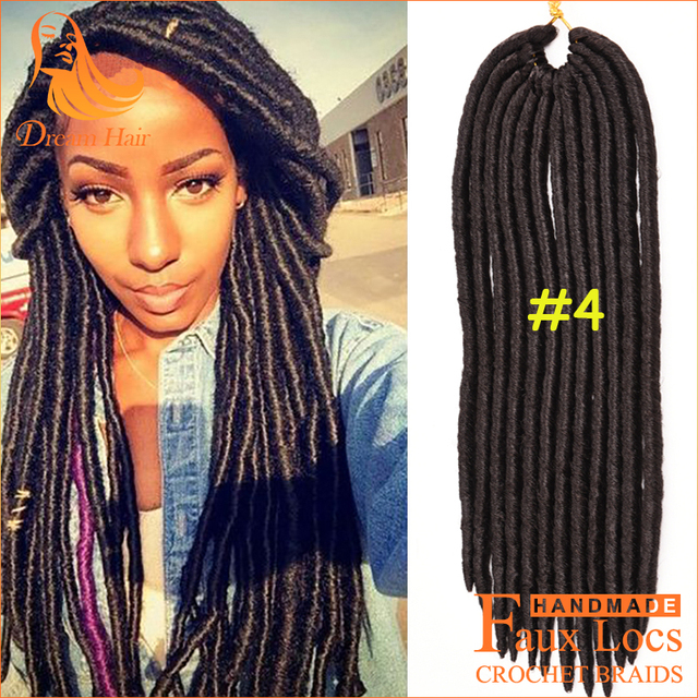 Faux Locs With Kanekalon Hair | Find your Perfect Hair Style