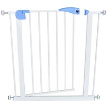 Baby Safety Door Baby Gate Kids Child Fence Gate Fencing for Children Baby Pet Fence Baby Fence Stairs for Door Width 74-87cm