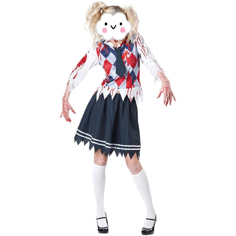 School Girl Homemade Costume