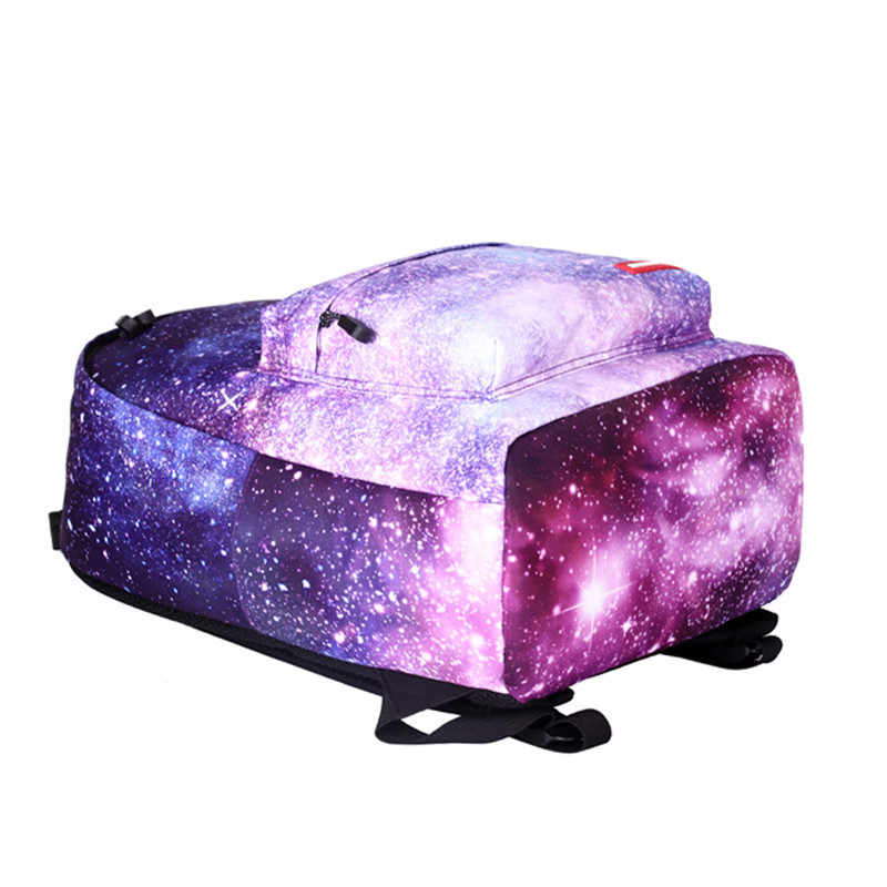 Floral Printed Women School Backpack with Pencil Case School Travel Bags for Teenage Girls & College Students Mochila Feminine