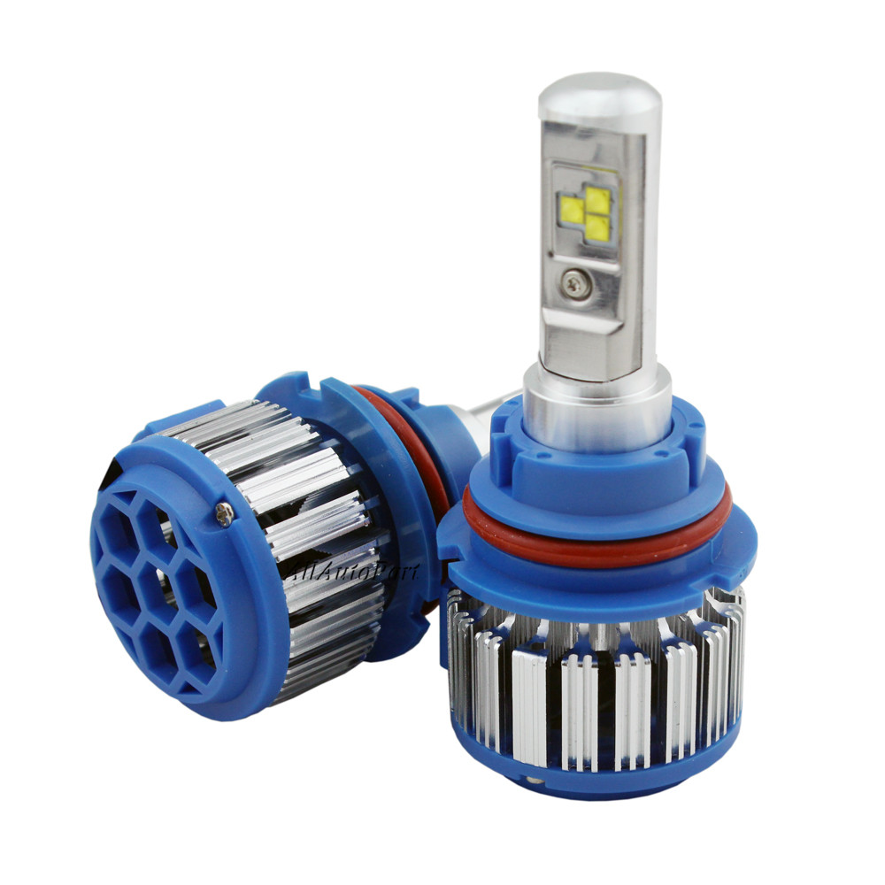 H4 H7 H11 H13 9005 9006 9004 9007 LED Car Headlight Bulb 9007 Hi Lo Beam Led Headlamp 80W 8000LM 6000K Auto Led Headlamp 12v 24v car headlight led h4 h7 h11 72w 8000lm 6000k led h1 h3 h13 9005 9006 9004 880 9007 auto cob bulb automobiles headlamp car light