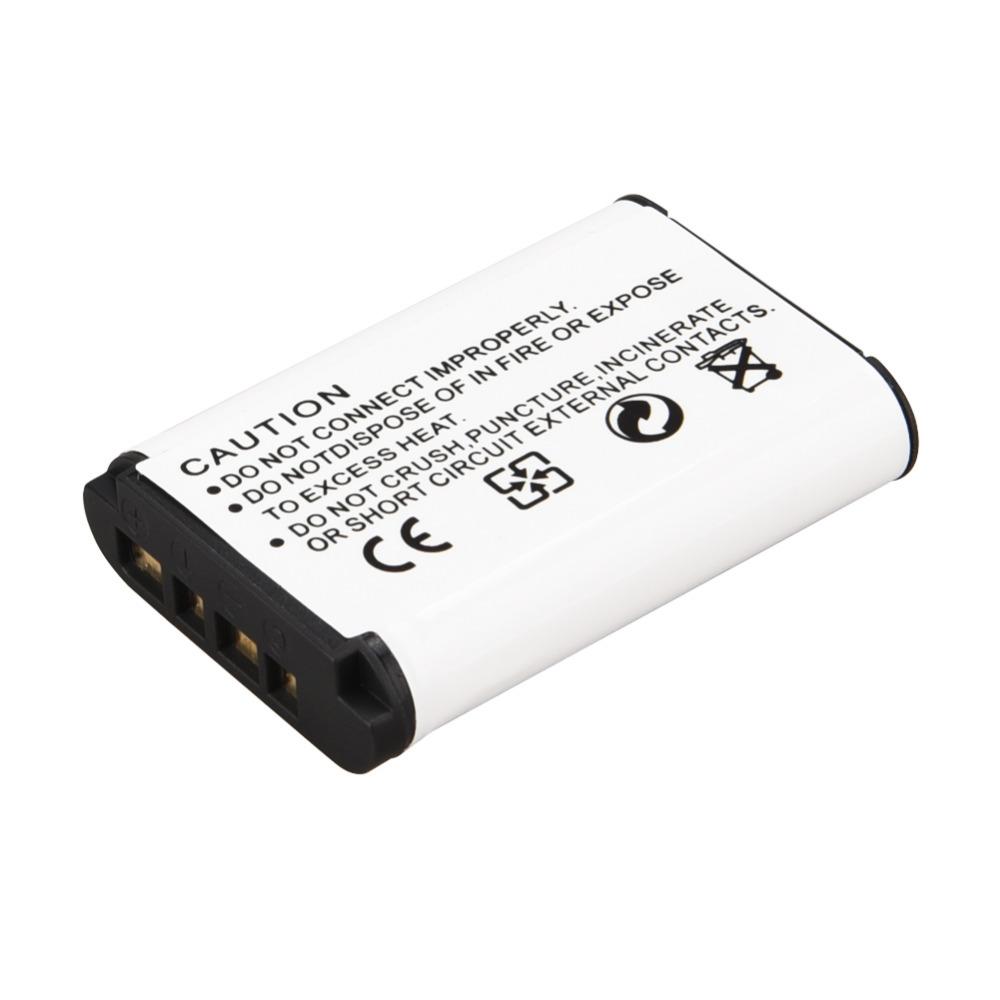 New 1350mAh NP-BX1 NP BX1 Battery for Sony DSC RX1 RX100 M3 M2 RX1R GWP88 PJ240E AS15 WX350 WX300 HX300 HX400 + USB Charger - ANKUX Tech Co., Ltd