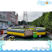 Commercial Grade Inflatable Bull Game Wipeout Eliminator Mechanical Games