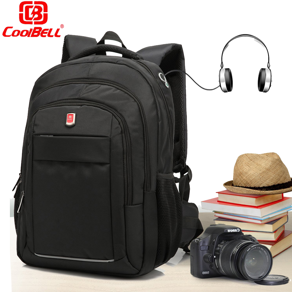 Waterproof Laptop bag 17.3 17 15.6 15 inch Large shoulder Backpack computer bags Women men Notebook bag teenage mochila rucksack