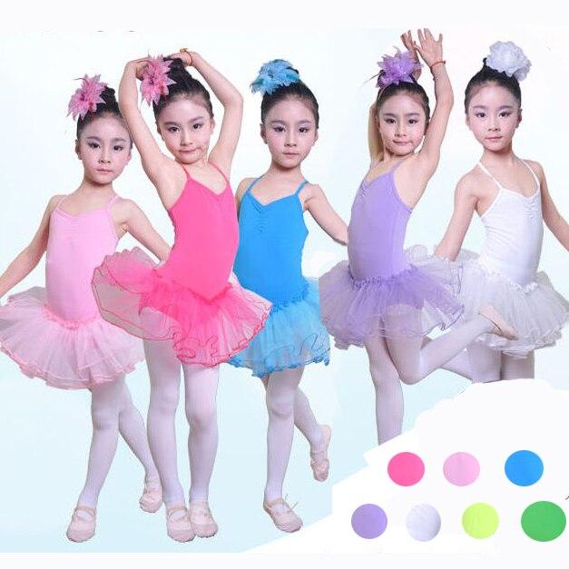 685 15 De Descuentonueva Llegada Vestido De Tutú De Ballet Para Niñas Y Niñas Ropa De Baile Vestidos De Danza Nina Balet Vestido De Baile Ropa De