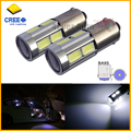 2pcs High Power 11W HID White BA9S 1891 641 BA9 CRE E  XB-D LED Bulbs for Interior Map Dome Light Backup Parking Lights,etc