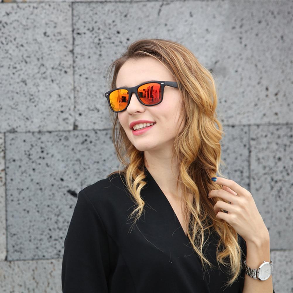 HJYBBSN Polaroid sunglasses Unisex Square Vintage Sun Glasses Famous Brand polarized Sunglasses Oculos Feminino For Women Men