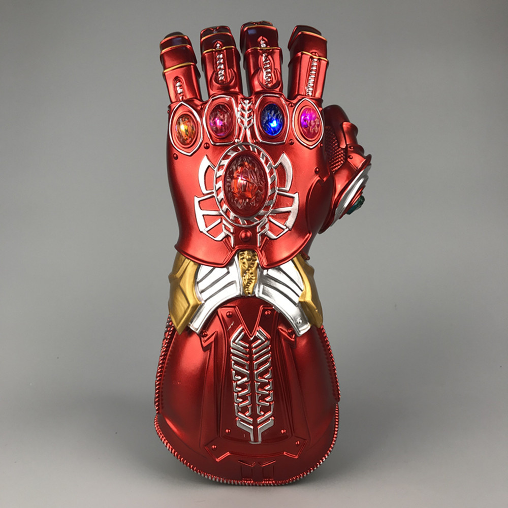 marvel-iron-man-font-b-avengers-b-font-4-super-heroes-glowing-limited-gloves-thanos-infinite-war-gloves-1-1-with-lights-gem-toy-action-figure