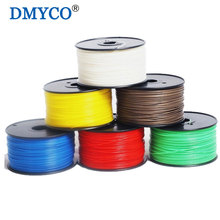 3D Printer Filament Valuable Colorful High Strength PLA/ABS 1.75mm 1kg 3D Printing Material Plastic Rubber Consumable Filament