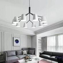 Modern Living Room Led Lustre Chandeliers Lights Lamp Restaurant Hanglamp Bedroom Light Hanging Ceiling Fixtures Free Shipping стоимость