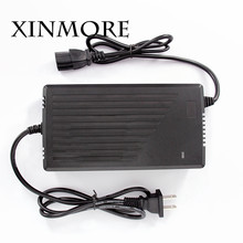XINMORE 29.4V 7A 6A 5A 4A Lithium Li-ion Battery Charger For 24V Lipo Bike Power Tool Scooter Battery Pack With CE ROHS