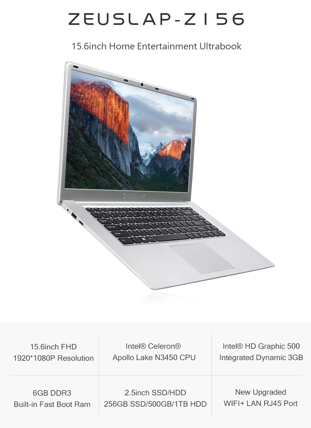 Z156 6+HDD-1
