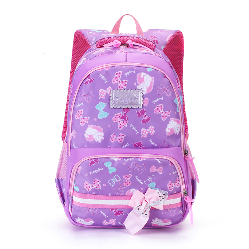 Children School Book Bags Girls Primary Backpack Kids Printing Schoolbags Backpacks Kid Princess Bagpack Mochila Infantil