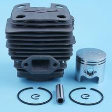 40mm Cylinder Piston Ring Pin Kit For ZENOAH KOMATSU BC4301 FW PE2500 BK4301 BK4302 CB4410 Trimmers Strimmer Brushcutter sonex vassa 1203 l