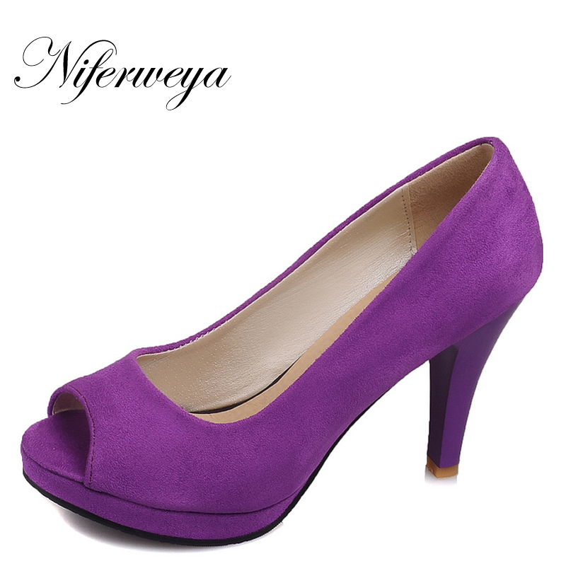 Popular Black Purple Heels-Buy Cheap Black Purple Heels lots from