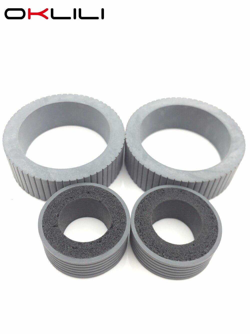 NEW PA03670-0001 PA03670-0002 Consumable Kit Pick Roller Brake Roller Pickup Roller for Fujitsu fi-7160 fi-7260 fi-7180 fi-7280