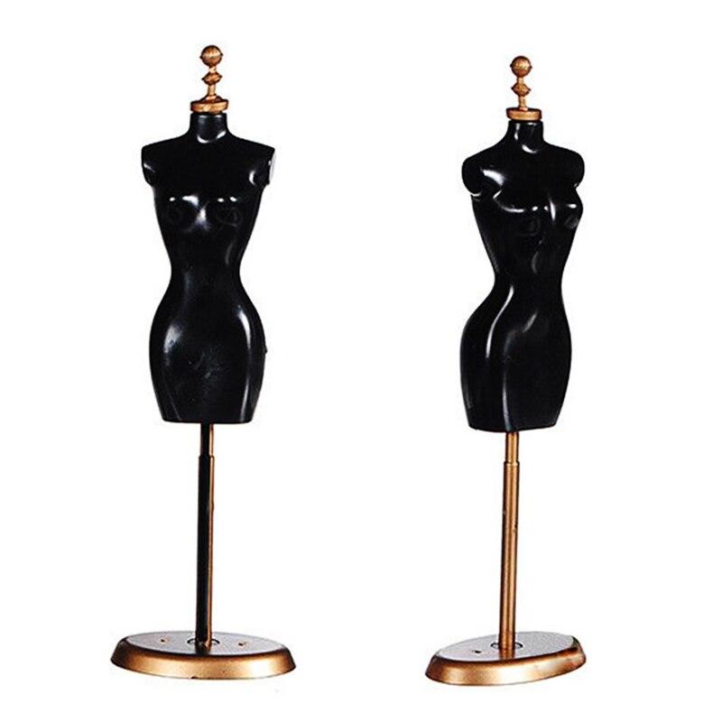 1 Pza nueva moda vestido de Vestir muestra maniquí modelo soporte para muñeca soporte vestido forma práctico soporte de exhibición Navidad Pelo de 60cm con cabeza de maniquí, peluquería, modelo de maniquí para mujer, cabeza de maniquí con pinza, peluca roja, pelo largo