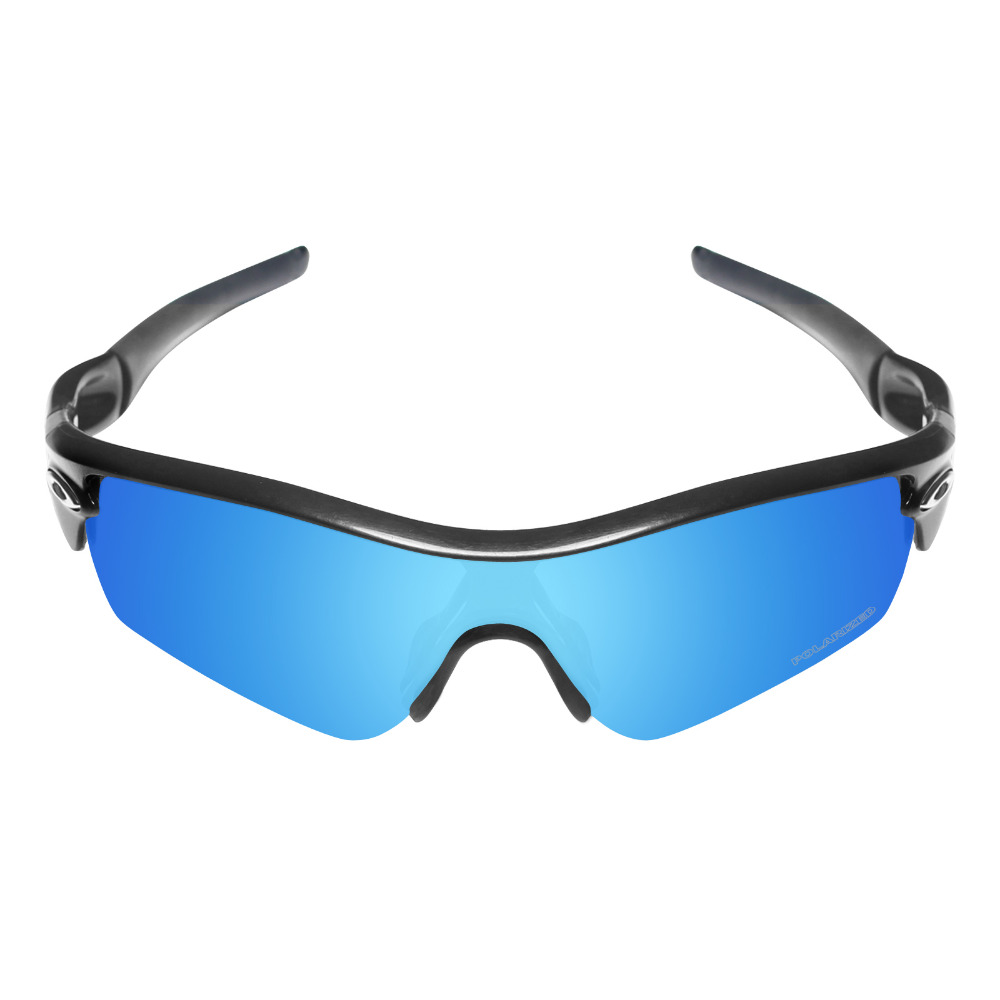 7b9390cdbd39 Mryok+ POLARIZED Resist SeaWater Replacement Lenses for Oakley Radar Path Sunglasses  Ice Blue-in Accessories from Apparel Accessories on Aliexpress.com ...