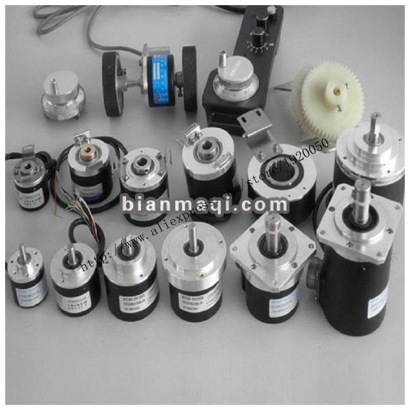 Supply Of ZKT6012-001G-2500BZ1-5L Rotary Encoder