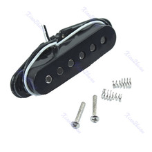 Free Shipping Single Coil Pickup for Electric Guitar Bass 6 Strings B