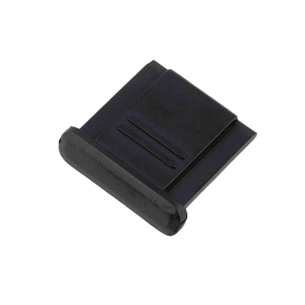 1 pc/lote Protetor de Flash Hot Shoe Cap Capa Protetora Para Nikon BS-1 D90 D200 D300 BS-1 DSLR Camera Atacado