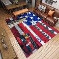 DeMissir современный флаг США Великобритания напечатанный домашний ковер для гостиной детские игровые коврики Нескользящие Коврики для гости...