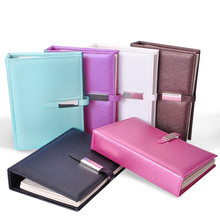 jewelry Rangement Box Earring Book Portable Bag Album Storage Organizador Collection Jewelry Necklace Collect Organizer