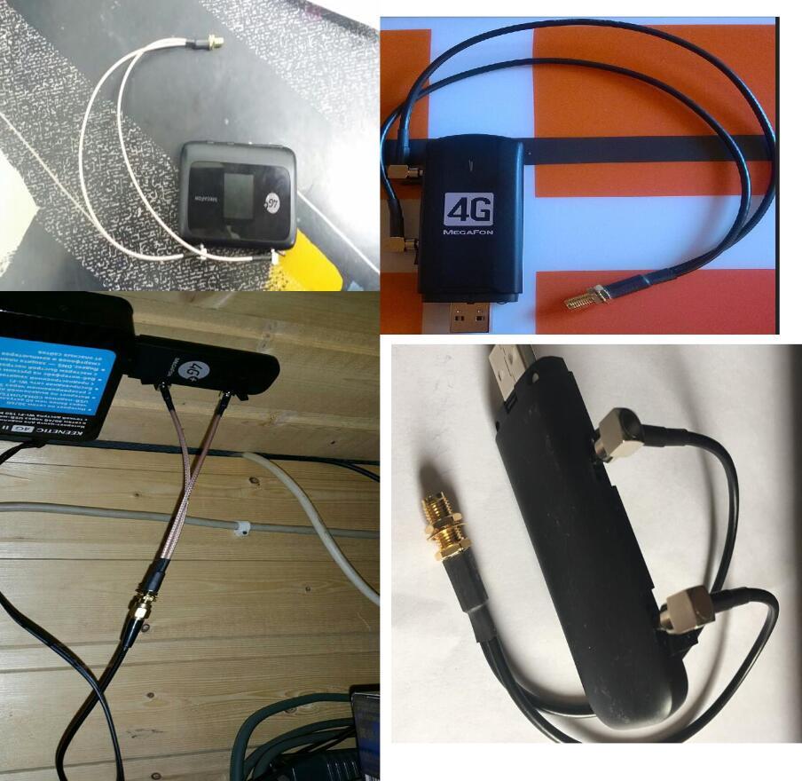 СМА женский тип г 2 х ts9 разъем мужской/crc9 мужской/разъем mcx и сплиттер комбайнер кабель косичку кабель RG 316 15 см 20 см 30 см