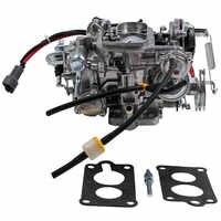 Carburador eléctrico estilo carburador Pickup para Toyota Corolla 22R 2110035520 para Hilux 88-98 Pickup 81-95 Celica 83 Coaster 80