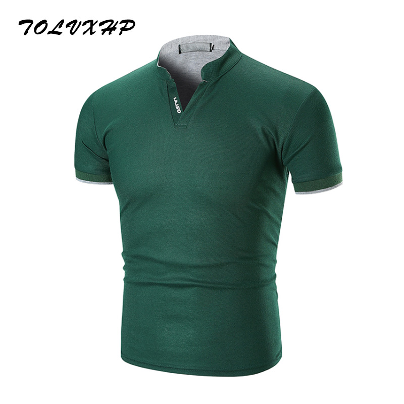 2018 Fashion Summer T Shirt Male Short Sleeved Male Solid Color Casual Tees Tops Brand T-Shirts Men Clothing Fortnite 3XL