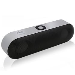 Neue NBY-18 Mini Bluetooth Lautsprecher Tragbare Drahtlose Lautsprecher Sound System 3D Stereo Musik Surround Unterstützung Bluetooth, TF AUX USB