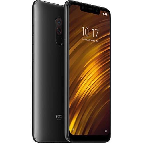 Xiaomi Pocophone F1, bande 4G, double SIM, écran 6.18