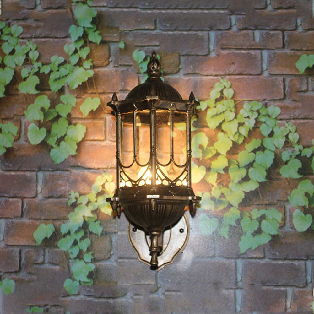 Discount Outdoor Wall Lighting: Online Get Cheap Outdoor Wall Sconces -Aliexpress.com