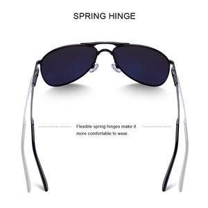 Image 4 - MERRYS DESIGN mężczyźni klasyczne okulary pilotażowe HD polaryzacyjne okulary przeciwsłoneczne dla mężczyzn jazdy luksusowe odcienie ochrona UV400 S8712