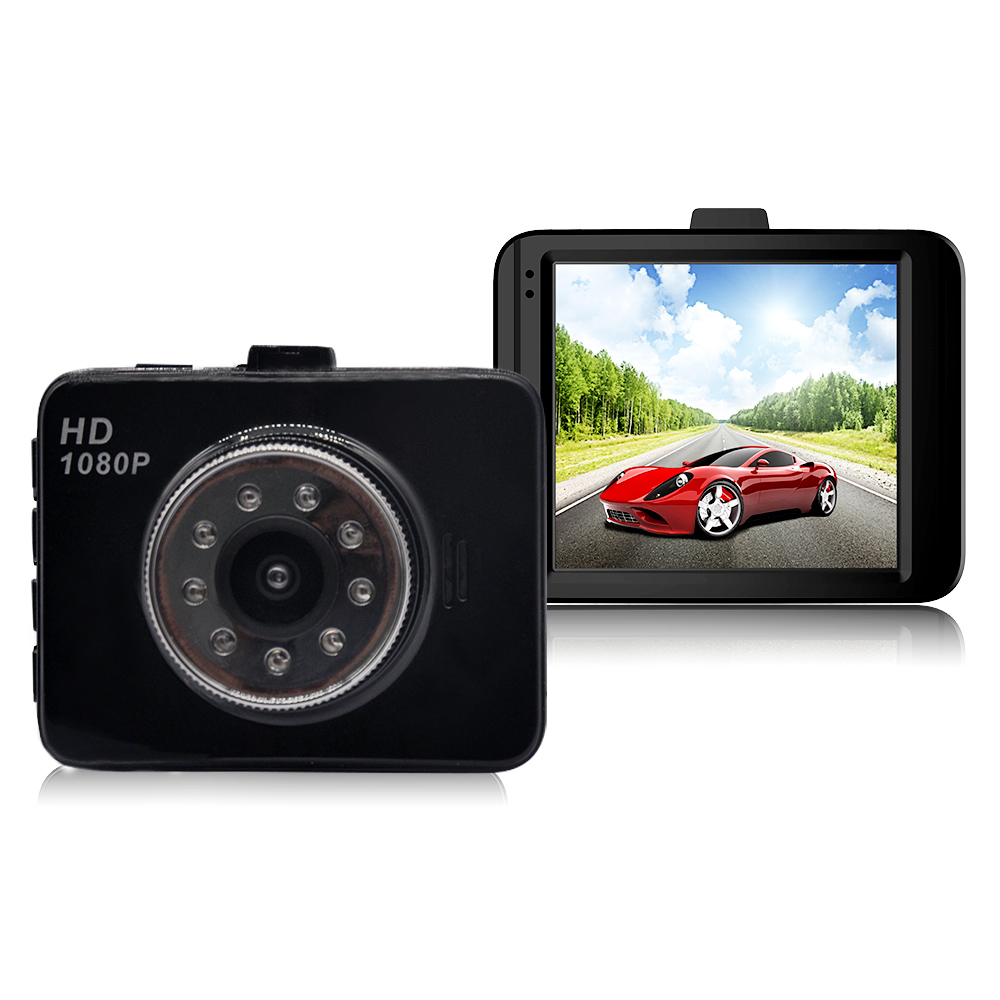 Mini Full HD 1080P Driving Recorder Original Infrared Car DVR Dash Cam Blackbox Night Visionn Vehicle Recorder G-sensor Portable